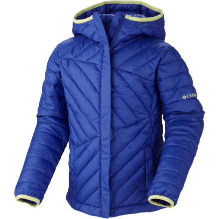 photo: Columbia Powder Lite Jacket synthetic insulated jacket