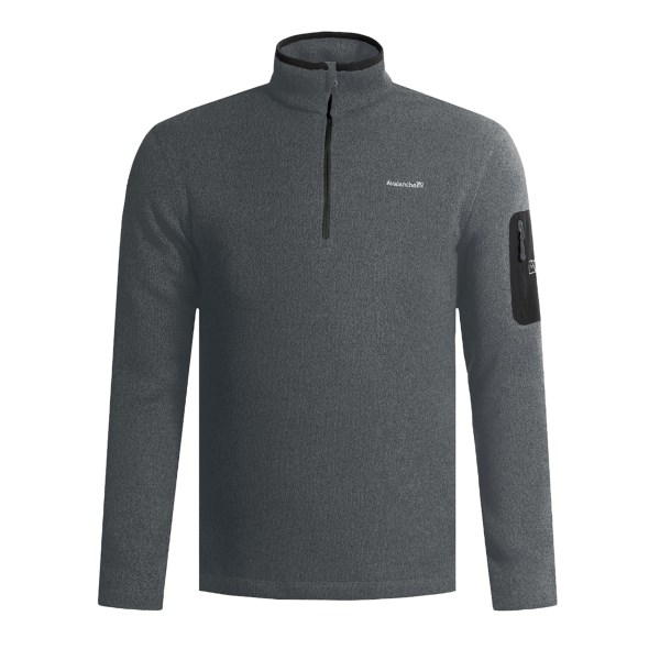 photo: Avalanche Wear Park City Pullover fleece top