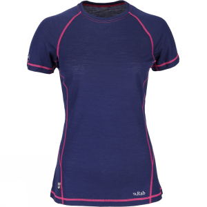 photo: Rab MeCo 120 Short Sleeve Tee base layer top