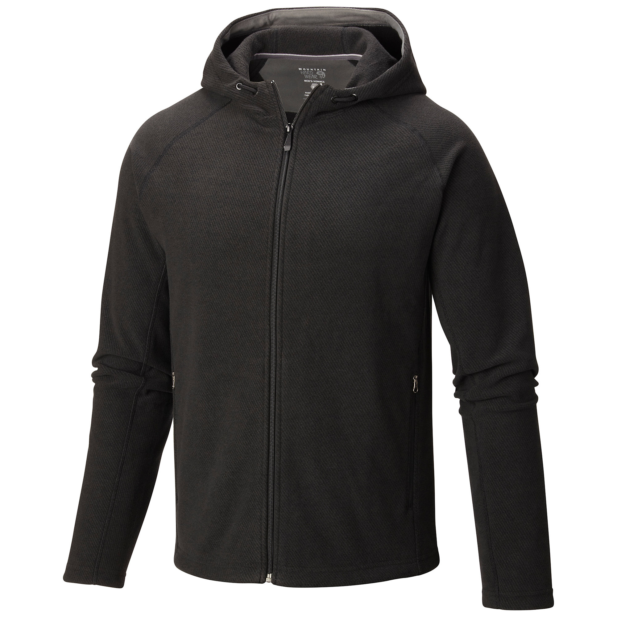 Mountain Hardwear Toasty Twill Full-Zip Hoody