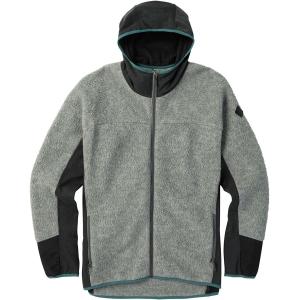 Burton Minturn Hooded Full-Zip Fleece