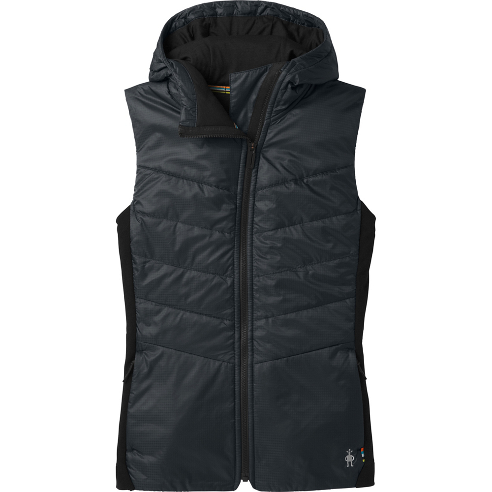 photo: Smartwool Smartloft 60 Hoodie Vest synthetic insulated vest
