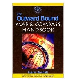 Falcon Guides Outward Bound Map & Compass Handbook