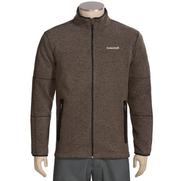 photo: Avalanche Wear Park City Jacket fleece jacket