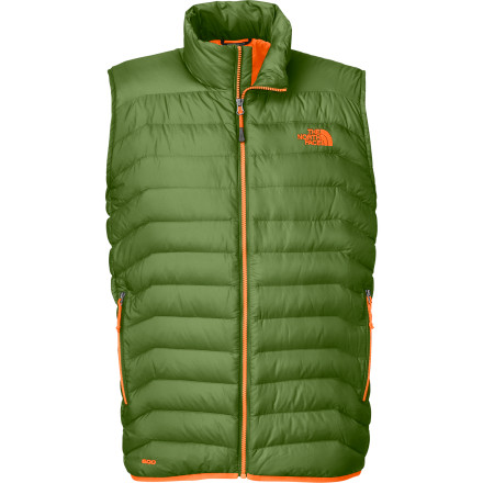photo: The North Face Santiago Vest synthetic insulated vest