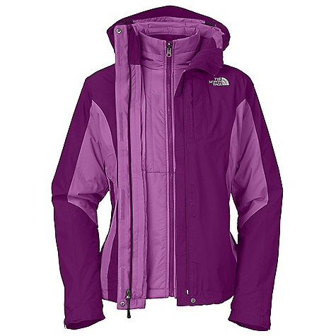 photo: The North Face Vinson II Triclimate component (3-in-1) jacket