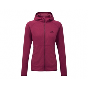 photo: Mountain Equipment Calico Hooded Jacket long sleeve performance top