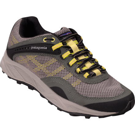 photo: Patagonia Women's Specter trail running shoe