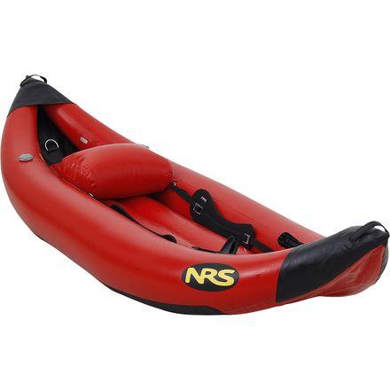 photo: NRS MaverIK Performance Package inflatable kayak