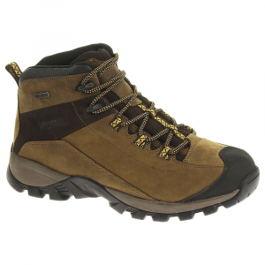 photo of a Wolverine hiking boot