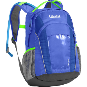 photo: CamelBak Scout hydration pack
