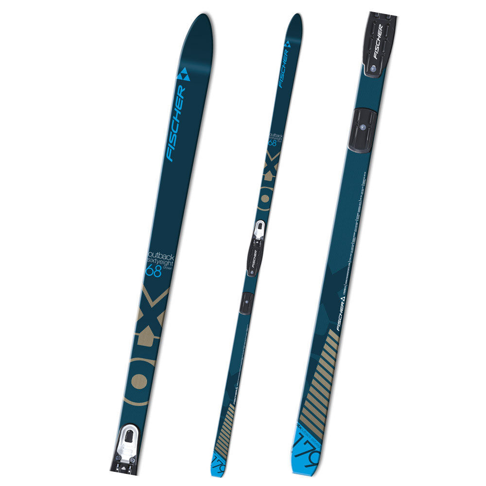 Fischer Outback 68 Skis