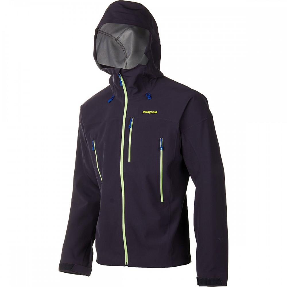 photo: Patagonia Knifeblade Jacket soft shell jacket