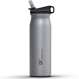 photo: G2V Wide-Mouth Stainless Steel Bottle 22.7 oz water bottle