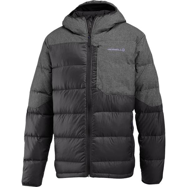 photo: Merrell Nanook Hoodie down insulated jacket