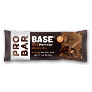 photo: ProBar Chocolate Bliss Base Bar nutrition bar