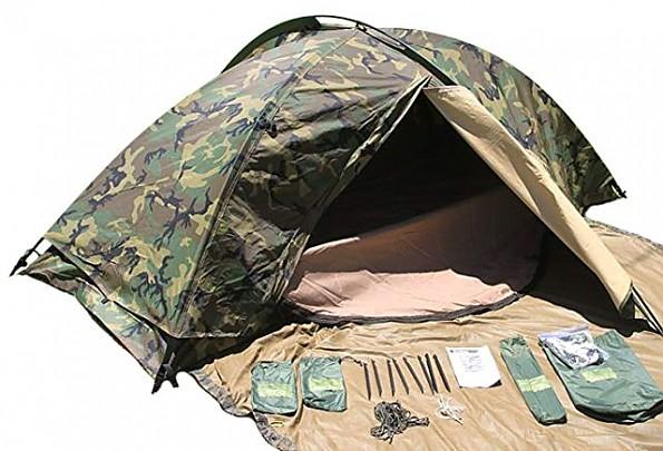 Eureka! Combat Tent
