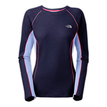 photo: The North Face Women's Isotherm Long-Sleeve long sleeve performance top