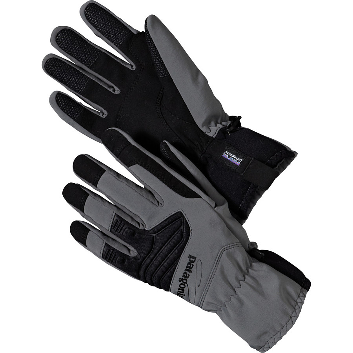 photo: Patagonia Shelled Insulator Gloves soft shell glove/mitten