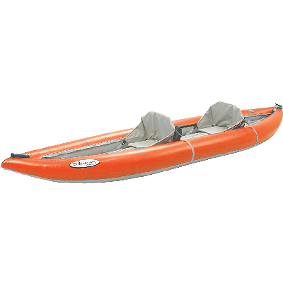 photo: Tributary Strike 2 Tandem inflatable kayak