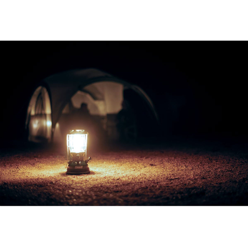 photo: Coleman Northstar Dual Fuel Instastart Lantern fuel-burning lantern