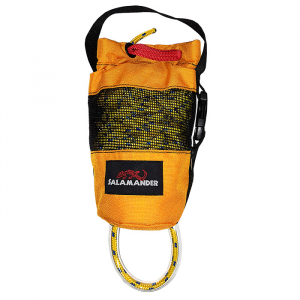 Salamander Pop-Top Small Kayak Rescue Throw Rope Bag