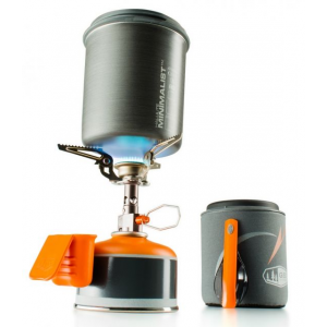 GSI Outdoors Ultralight Soloist Cook System
