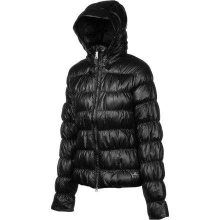 photo: Nike ACG 800 Fill Hooded Down Jacket down insulated jacket