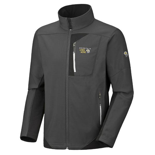 photo: Mountain Hardwear Brono Jacket soft shell jacket