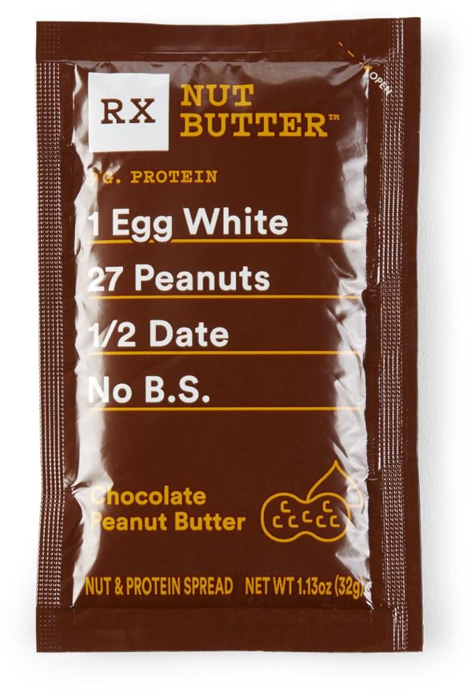 photo: RXBar Nut Butter Bar nutrition bar