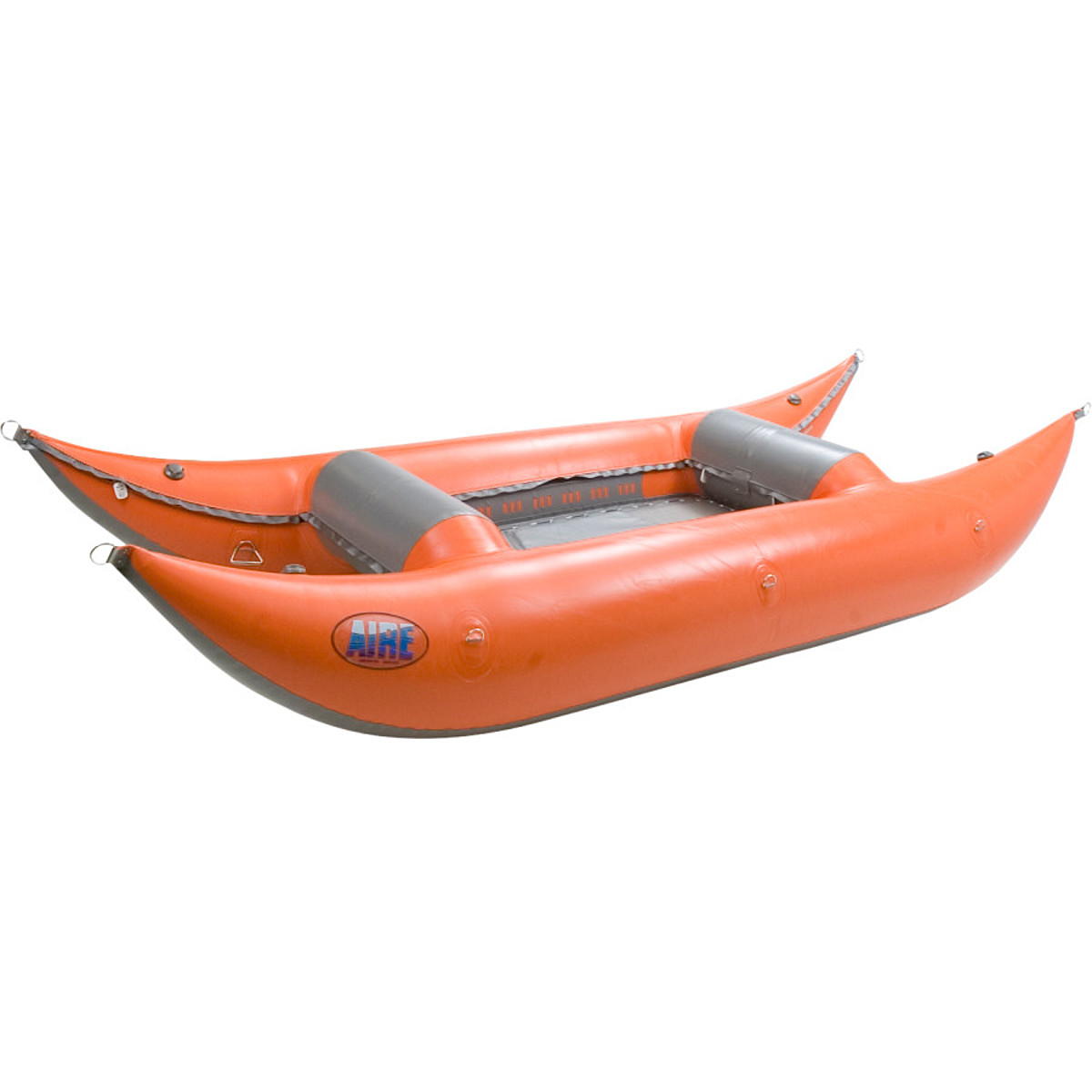 photo: Aire Sabertooth 12 inflatable kayak