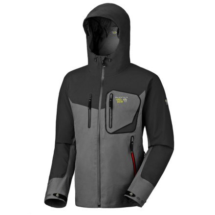photo: Mountain Hardwear Artero Jacket waterproof jacket