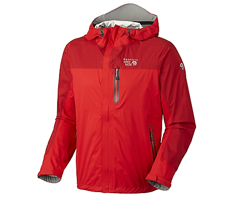 photo: Mountain Hardwear Stretch Typhoon Jacket waterproof jacket