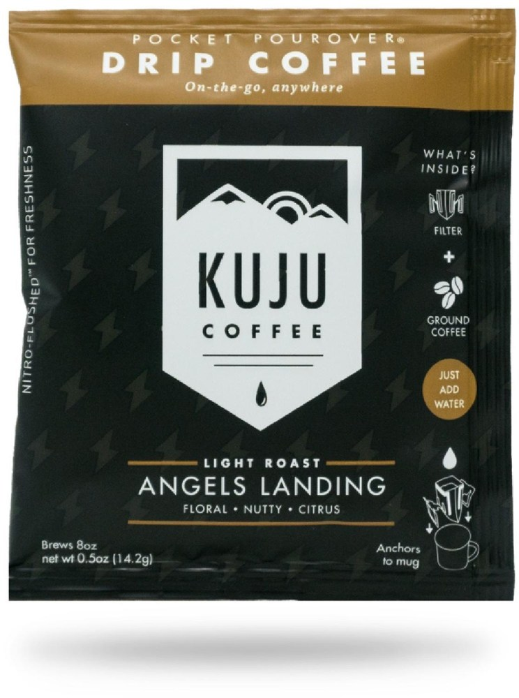 Kuju Coffee Pocket PourOver Coffee