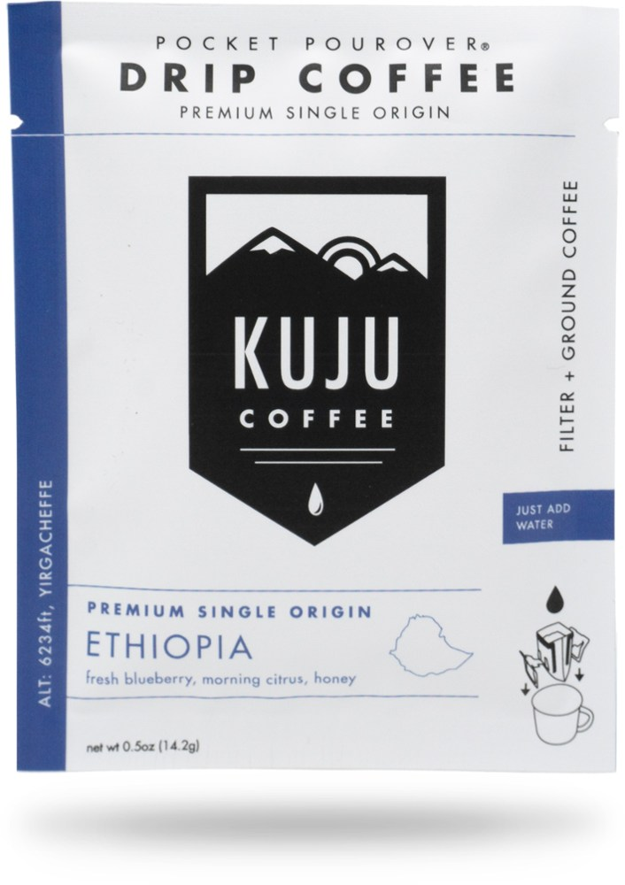 photo: Kuju Coffee Pocket PourOver Coffee coffee