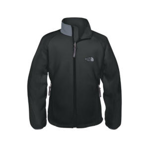 photo: The North Face Girls' Pumori Jacket fleece jacket