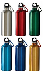 photo: New Wave Enviro Tinted Stainless Steel Bottle .6L water bottle