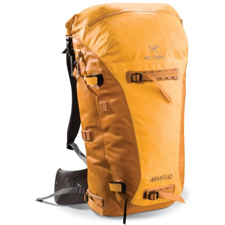 photo: Arc'teryx Arrakis 65 weekend pack (50-69l)