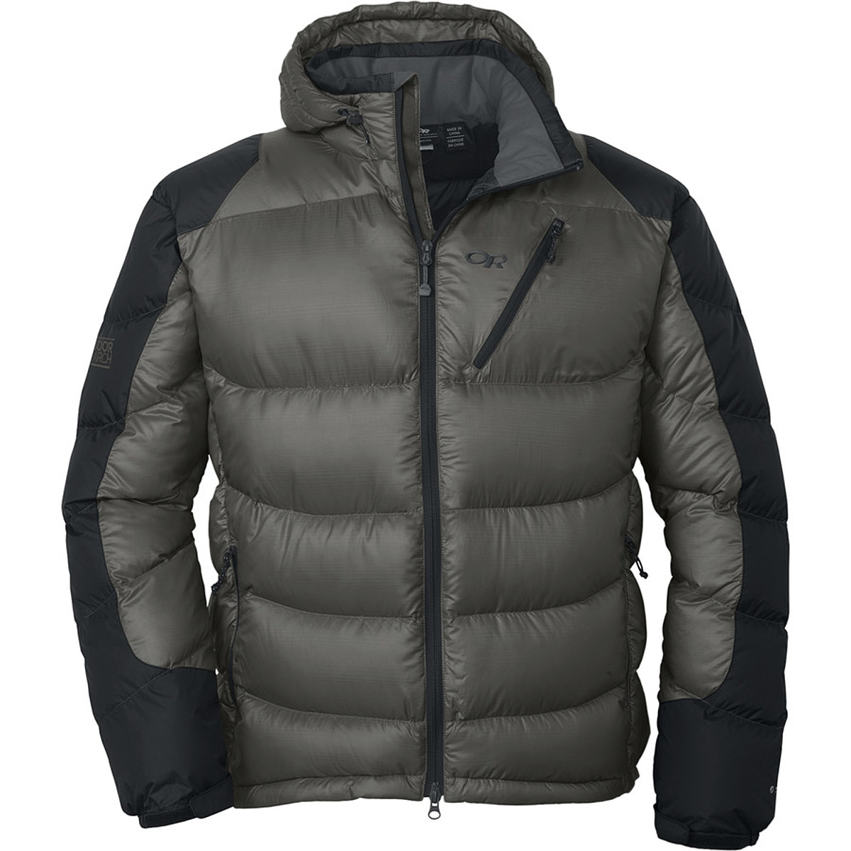 photo: Outdoor Research Virtuoso Jacket down insulated jacket