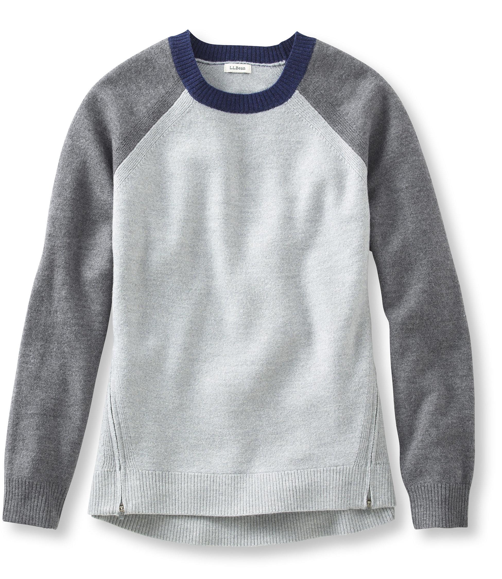 L.L.Bean Snow Pass Wool Sweater