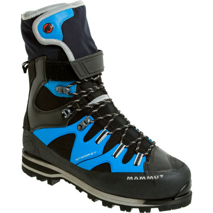 photo: Mammut Mamook Thermo mountaineering boot