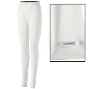 photo: Terramar Silk Pointelle Pant base layer bottom