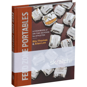 photo of a Skratch Labs cookbook