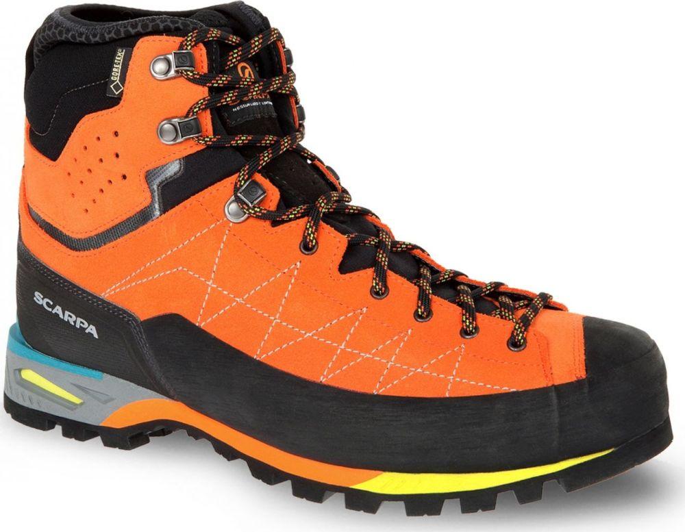 photo: Scarpa Men's Zodiac Tech GTX approach shoe