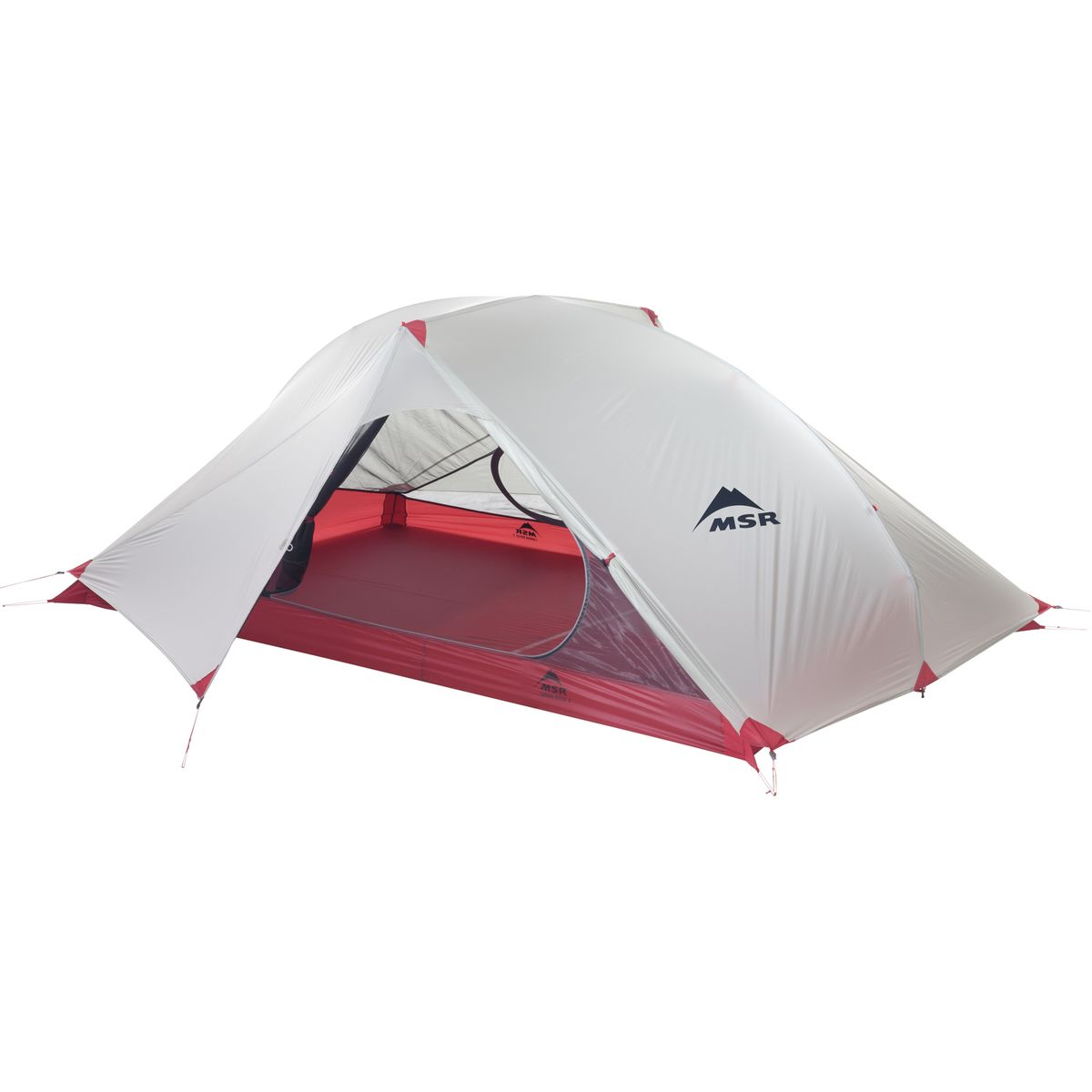 photo: MSR Carbon Reflex 2 three-season tent