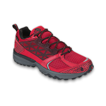 photo: The North Face Men's Single-Track GTX XCR II trail running shoe