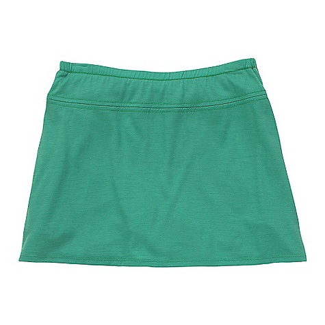 photo: Ibex Rim Skort running skirt