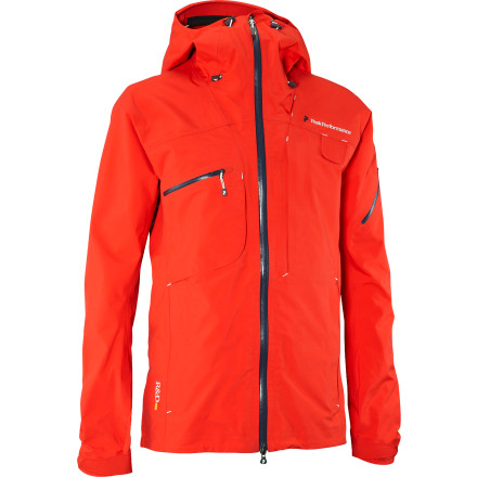 photo: Peak Performance Heli Loft Jacket synthetic insulated jacket