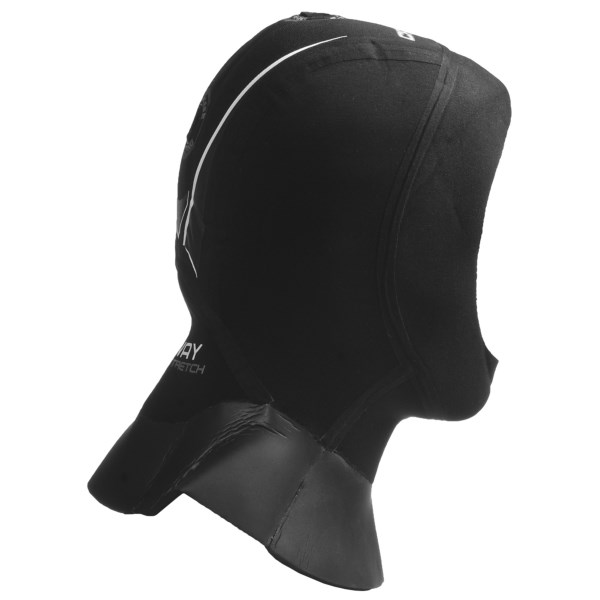 photo: Camaro Seamless Dive Hood wet suit