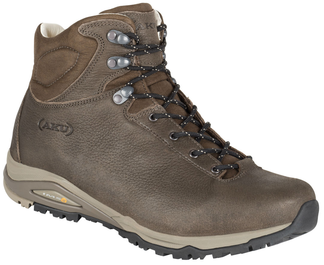 photo: AKU Alpina Plus GTX hiking boot